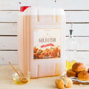 Palm Olein GoldFish 20lt Natural Jerrycan